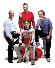 A banda 14 Bis se apresenta no Grande Teatro do Sesc Palladium, nesta quinta-feira. Foto: Divulgação