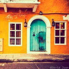 Streets of Cartagena de Indias