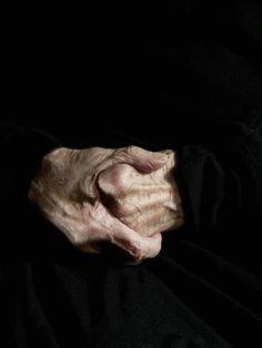 The Hands of Louise Bourgeois by Alex Van Gelder