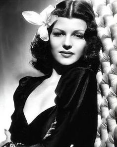 GRANDES ACTORES Y ACTRICES de Hollywood: Rita Hayworth )( Filmografia )( ACTRÍZ )