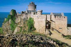 Tourisme Cap Fréhel - Fort la Latte - Visite / Visiter Bretagne