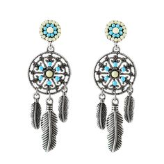Shyanne, PA002SL, Turquoise/Silver