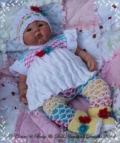Claire's Baby & Doll Handknit Designs