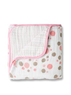 Aden and Anais Dream Blanket- this is Ella's and every time it's washed it gets softer :)