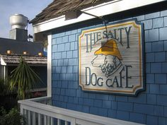 The Salty Dog Cafe, Hilton Head, SC