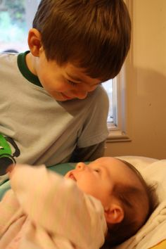 10 Ways to Prepare Your Toddler for a New Baby | Carrots for Michaelmas