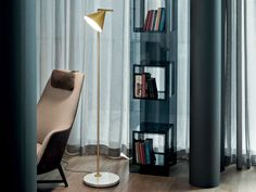 Flos Captain Flint Floor Lamp by Michael Anastassiades - Chaplins