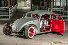 Hot Girls and VW Bugs | Gauge Magazine | Hot VolksRod