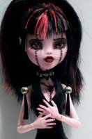 MH Corpse Bride Ghoulia 03 by ~mourningwake-press on deviantART