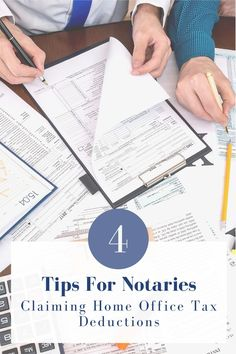 April is fast approaching and here are some tips for Notaries wanting to get the most out of their tax returns. Notary Jobs, Notary Public, Business Money, Start Up Business, Become A Notary, Notary Service, Mobile Notary, Tax Help, Work From Home Companies
