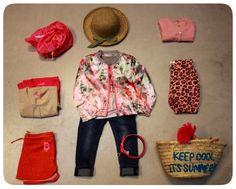 Elke week presenteren wij je een toffe look, samengesteld met kleertjes uit @hetlandvanooit