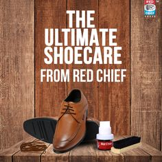 The Ultimate Shoecare from Red Chief! Shop Now: https://bit.ly/2HYQonc