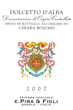 E. Pira & Figli Chiara Boschis Dolcetto d'Alba   http://snooth.com   #wine