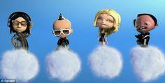 Salesforce + Black Eyed Peas = Like