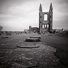 Check out this slideshow Medieval Ruins on the Edge of the North Sea in this list Ruins of the World