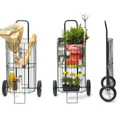 Chariot Métallique Pliant, Achat/Vente Chariot de Jardin, Outils Jardinage…