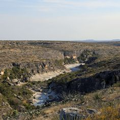 Seminole Canyon State Park & Historic Site in Comstock, TX