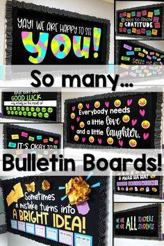 Counselor Bulletin Boards, Hallway Bulletin Boards, Elementary Bulletin Boards, Back To School Bulletin Boards, High School Classroom, Classroom Themes, School Murals, School Hallways, School Hallway Decorations