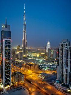 Dubai ~ United Arab Emirates