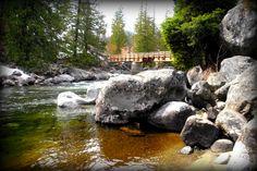 Icicle River, leavenworth, WA