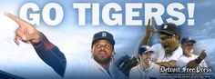 Exciting Opening Day in Detroit! Go Tigers!!