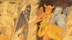 A Compendium of Demons - Kashgar Fear Of The Unknown, Dante Alighieri, Spiritual Life, Gods And Goddesses, Roman Catholic, Cover Photos, Spirituality, Princess Zelda, Faith