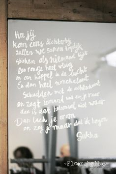 Wat een leuke tekst! (floorabella) Happy Moments, Happy Thoughts, Dutch Quotes, Spiritual Teachers, Word Up, Love You, My Love, Copics, Love Words