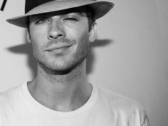 "*1930s sexy voice that probly just sounds like a dude* ""Why hello there, Mr. Sexypants.""  Ian Somerhalder"