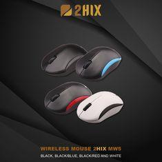 Conheça os novos Ratos Wireless da 2HIX simples e funcionais com um design e surtido de cores, que vão ao encontro dos diferentes gostos 🔝🔝 Consulte em www.limifield.pt