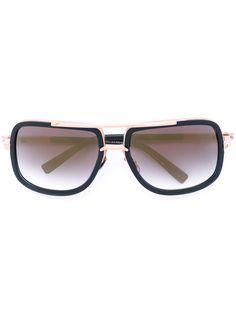 gold trim sunglasses - Black Dita Eyewear FkrB0