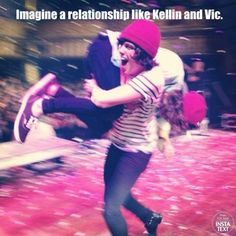 Kellic? :'D, put the sexican down kellin