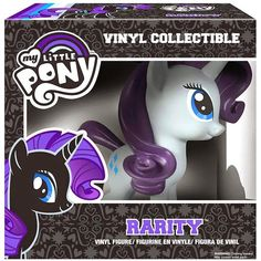 Funko My Little Pony Rarity Vinyl Figure