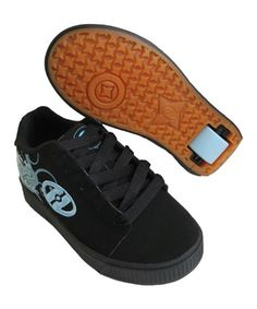 Take a look at this Black & Blue Dreamer Sneaker by Heelys on #zulily today!