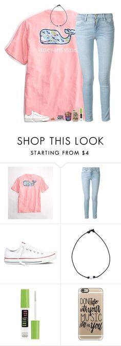 """DONT FORGET ABOUT MY CONTEST!!!! Rtdddd"" by mmprep ❤ liked on Polyvore featuring Frame, Converse, Maybelline, Casetify, Vera Bradley, ANNIE and mattisfallcontest"