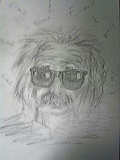 A. Einstein ;)