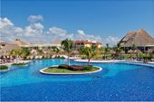 Gran Bahia Principe - Coba in Mayan Riveria Mexico. Awesome spot, great food, beaches and staff!