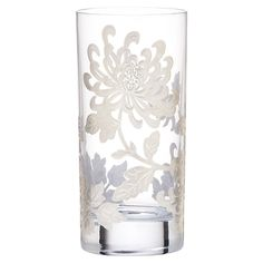 Marchesa by Lenox Painted Camellia Highball Glass from Bloomingdale's on shop.CatalogSpree.com, your personal digital mall.