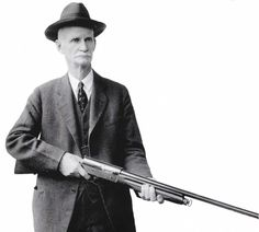 John Moses Browning and Fabrique Nationale d'Herstal - The Greatest Partnership In Firearms History - The Truth About Guns John Browning, Fn Herstal, Lever Action Rifles, Shooting Guns, Firearms, Shotguns, Guns And Ammo, Historical Photos, Winchester