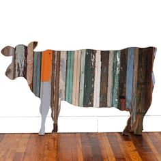 "Farm Fabulous!brbrliDimensions: 72""w x 2""d x 46""hlibrbrThis line of beautifully unique products are handmade from reclaimed building materials right here in the United States. Antique cei..."