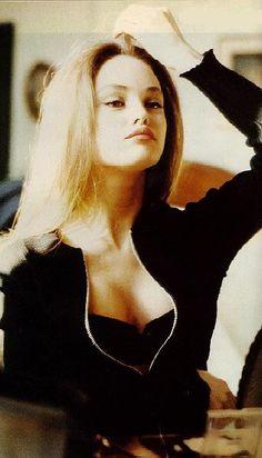 a young Vanessa Paradis