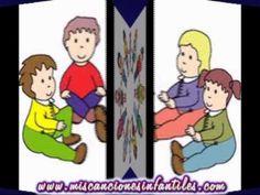 Vídeos #CancionesInfantiles El patio de mi casa  MisCancionesInfantiles.com.   Recopilación de canciones infantiles. Letras, música y vídeos de canciones para niños.