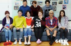 Roommate family!! :) #seho #minwoo #ryohei #youngji #dongwook #jongok #gukjoo #joonhyung #nana #sbsroommate #roommates2