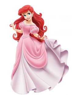 ariel-mermaid princess.