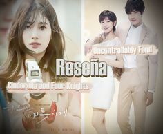 Reseña: Cinderella and Four Knights & Uncontrollably Fond - Kdramas | ♣ Adictaxic Toxico♣