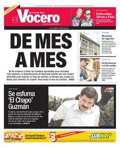 Edición 13 de Julio 2015  El Vocero de Puerto Rico