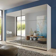 Ikea pax armoire portes coulissantes malm miroir bouleau r f s39897375 - Armoire miroir chambre ...
