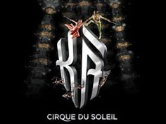 KA Cirque du Soleil - If we do a Cirque show, maybe this one