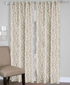 Elrene Gia Room Darkening Window Treatment Collection  | macys.com