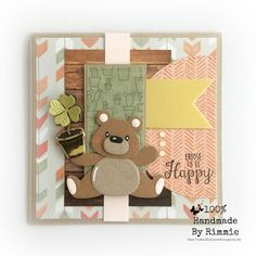 100% Handmade By Rimmie: Choose to be Happy