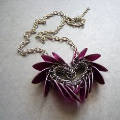 OMG!! Love this!!!  Winged heart by ~Moreanne on deviantART